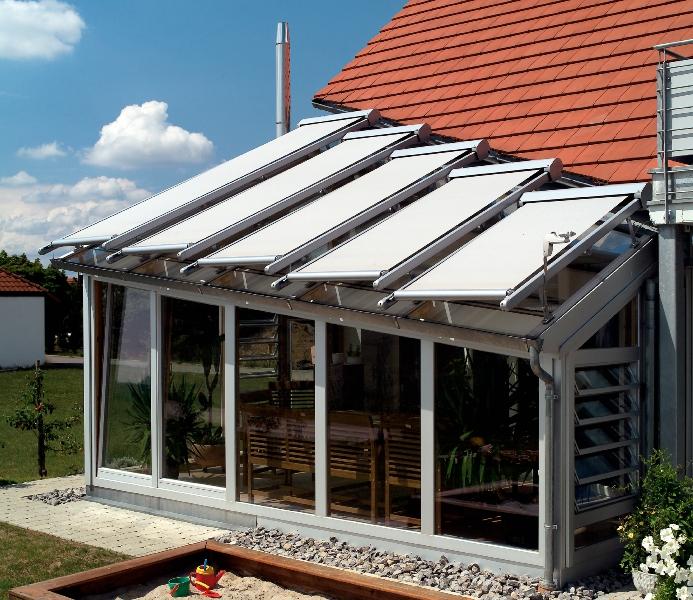 glasdach beschattung fabulous von eku with glasdach beschattung u dachfenster with glasdach. Black Bedroom Furniture Sets. Home Design Ideas